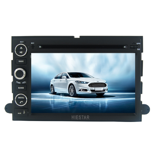 Ford Fusion Explore 500 F150 Focus Edge Expedition Mustang Escape Freestyle Montego Mountaineer 2 Din Car DVD Radio Player Bluetooth