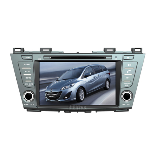 MAZDA 5 PREMACY 2009-2012 Car Radio DVD GPS Player Bluetooth RDS Android 7.1/6.0 1024*600 Mutli-Touch Capacitive Screen 8'' 8 core
