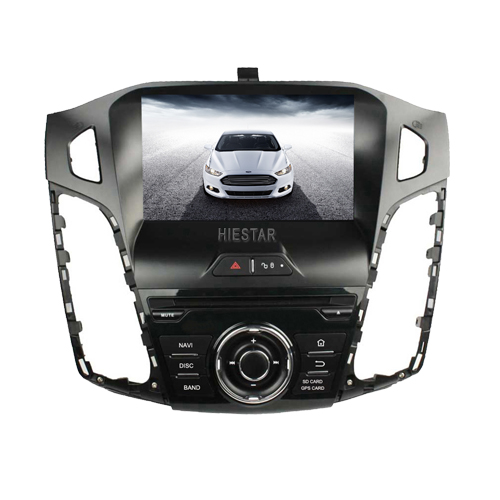 Ford Focus 2012 C Max 2011 8''inch 1 Din Car DVD GPS Player Android 7.1/6.0 WIFI Google Play Mirror Link