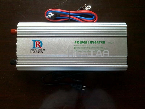 High Quality 1000w Car power inverter Charger DC 12V AC 220V Pow